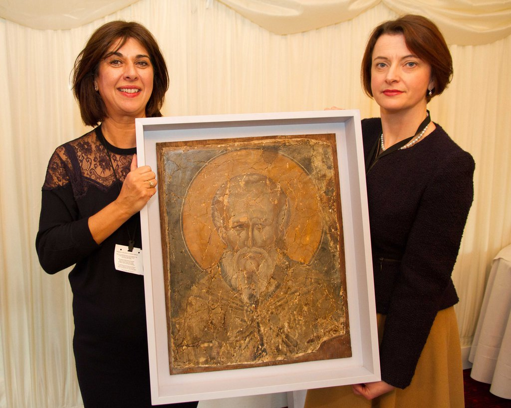 Tasoula with Elizabeth Rose Berridge, Baroness Berridge.jpg