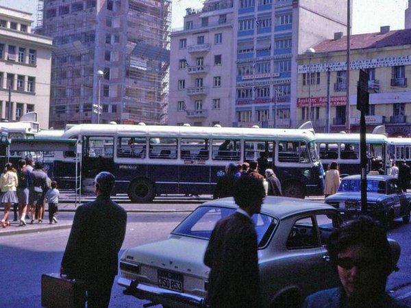 Πως ήταν η Αθήνα το 1970