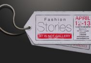 «Fashion Stories» στην IsNotGallery - Cover media
