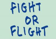 «Fight or Flight»  - Cover media
